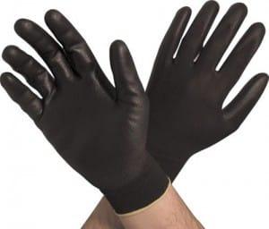 כפפות שחורות רב שימושיות