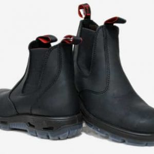 נעלי רדבק שחורות