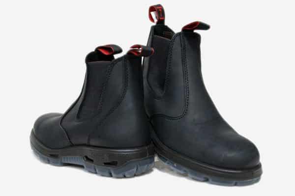 נעלי רדבק שחורות 2