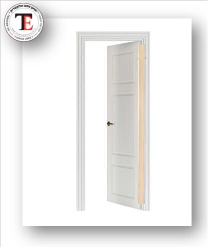 מגן אצבעות PVC לדלת 180 מעלות